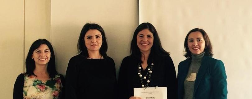 Profesora Sara Moreno expone en Coloquio sobre responsabilidad precontractual en la Universidad de Talca