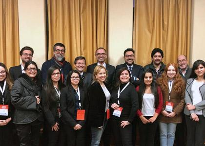 Académicas representan a la Universidad Finis Terrae en Coloquios de Derecho Internacional en Pucón