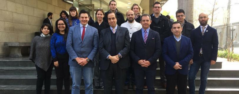 Profesores de periodismo U. Finis Terrae expondrán en Turquía
