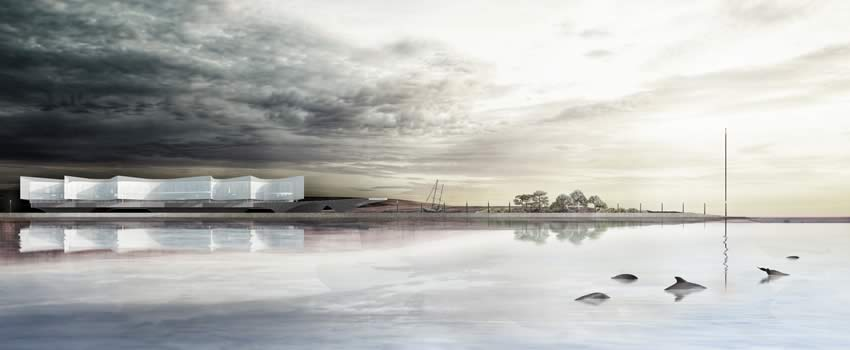 Docente de Arquitectura obtiene primer lugar en Concurso Centro Antártico Internacional