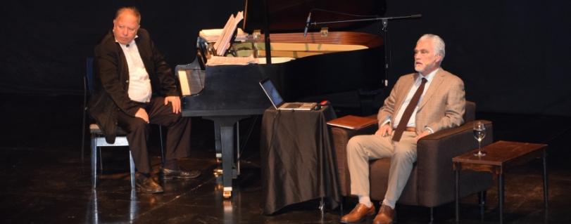 Facultad de Medicina realizó conferencia de Ciencia y Música con dos grandes expositores