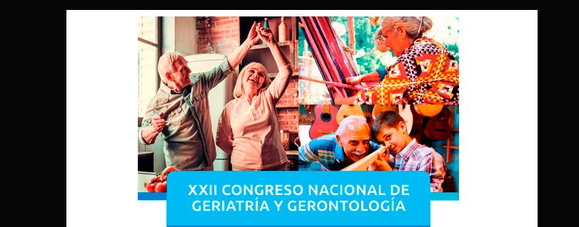 Docente de la Escuela de Medicina participó del XXIII Congreso Nacional de Geriatría y Gerontología