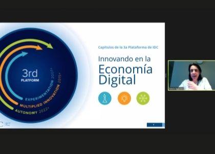 Facultad de Ingeniería participó en Congreso Internacional virtual IoT Innovatech Digital 2020