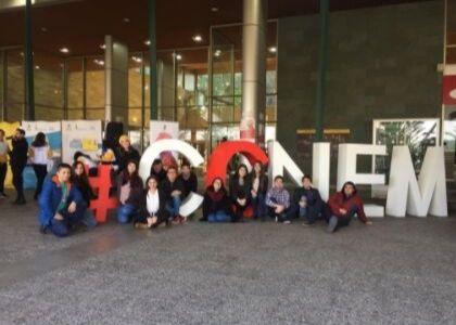 Alumnos participaron en el XLII Congreso Científico Nacional de Estudiantes de Medicina