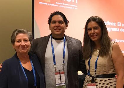 Directora de la Escuela de Enfermería y Coordinadora del área Pediátrica participan en Congreso Internacional de Simulación Clínica