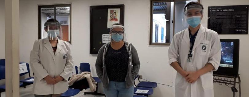Consultorios Universitarios Autogestionados reanudaron su funcionamiento tras pausa por la pandemia