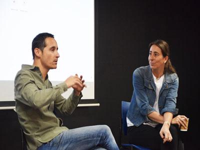 FAD realizó conversatorio con director de Fundación Vivienda