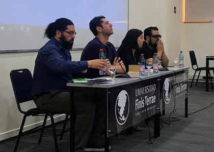 Conversatorio reflexionó sobre actores claves y problemáticas a superar en el mundo editorial