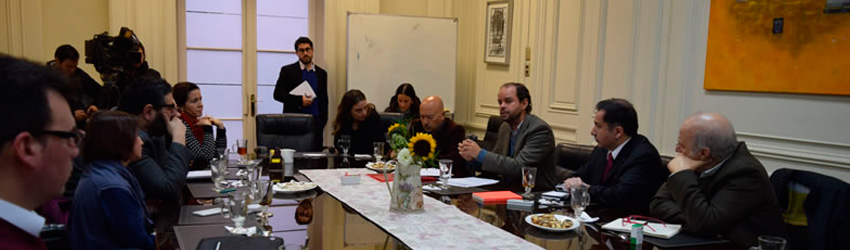 Observatorio de Asuntos Internacionales realiza charla sobre causas y consecuencias de la actual crisis política de Brasil