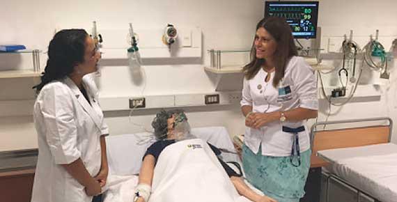 Curso internacional de formación de instructores de educación en simulación clínica