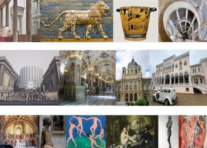 """Comienza el curso online """"Grandes Museos y Obras Pictóricas II"""""""