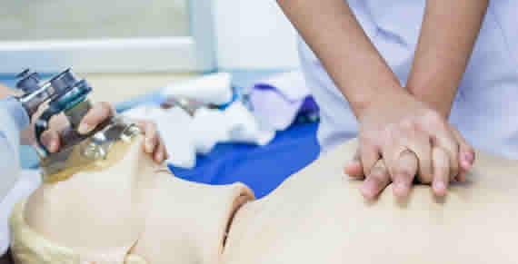 Curso Reanimación Cardiopulmonar Básica BLS - AHA