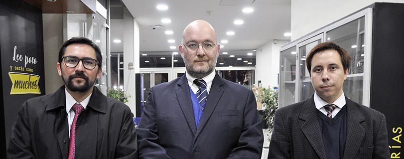 """Facultad de Derecho crea unidad de """"Alumni"""" para fortalecer vínculo con egresados"""