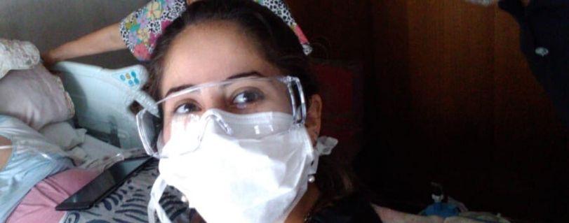 """Daniela Ávalos: """"No podemos dejar pacientes sin su tratamiento: es un compromiso"""""""