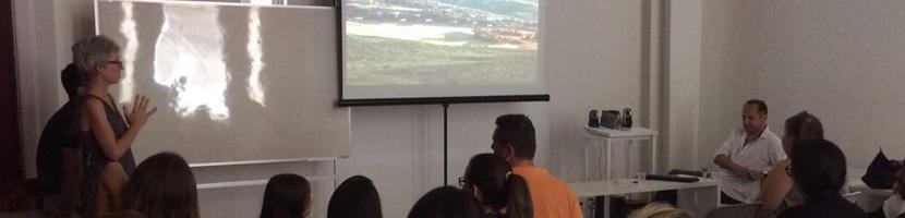 Decano de la FAD dicta conferencia en Brasil
