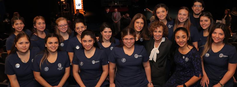 Diez años de avance desde su creación: Escuela de Enfermería conmemoró su aniversario