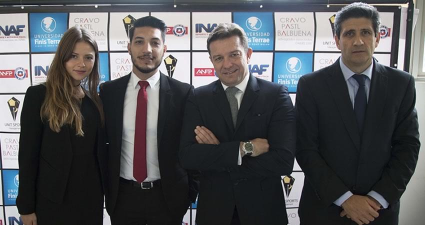 Destacados invitados internacionales exponen en Primer Seminario de Derecho de Fútbol