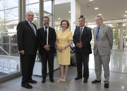 El Mercurio | Representantes de Chile ante La Haya encabezan Jornadas de Derecho Internacional en la U. Finis Terrae