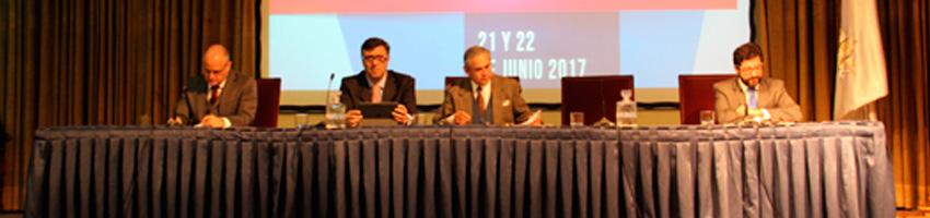 Los profesores Lucía Rizik y Rodrigo Barcia exponen en las III Jornadas de Derecho de Familia