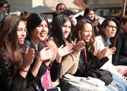 Bajo una temática cultural se realizó la celebración del Día del Estudiante y el Día del Teatro