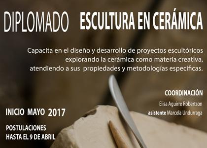 "Diplomado ""Escultura en Cerámica"""