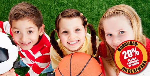 Salud, Ejercicio y Entrenamiento para Niños y Adolescentes