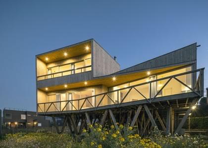 Docentes de Arquitectura seleccionados en XVI Bienal de Arquitectura de Buenos Aires