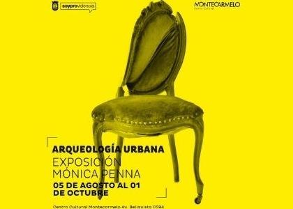 Docente de Escuela de Arquitectura presenta exposición en Centro Cultural Montecarmelo