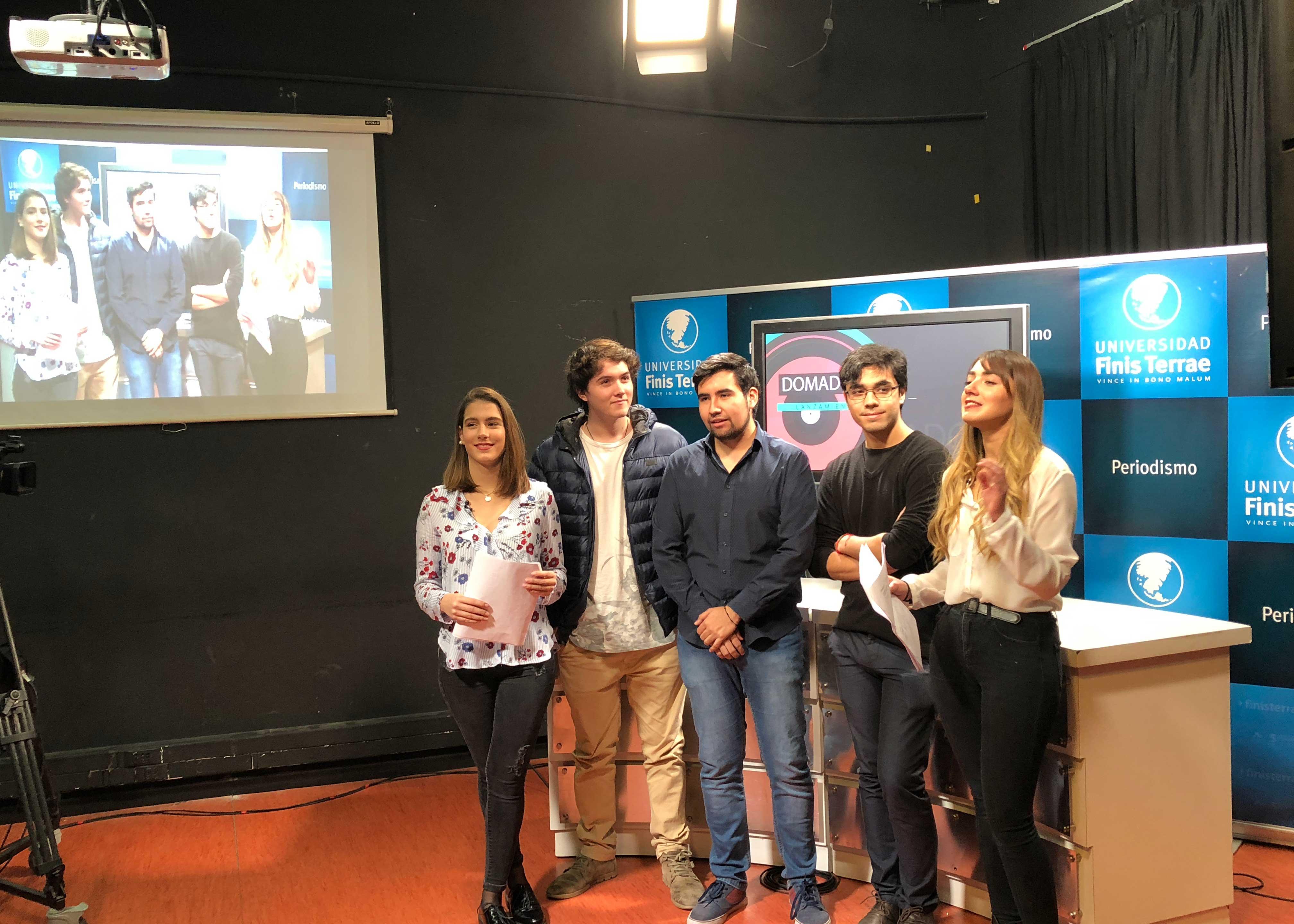 Proyecto Domadores 2018 lanza su nueva temporada