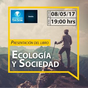 Presentación del libro: Ecología y Sociedad