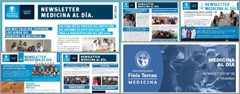 Informar para crear vínculos: newsletter 'Medicina al Día' llega a su edición 100