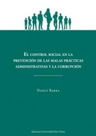El control social en la prevención de las malas prácticas administrativas y la corrupción