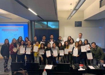 """Estudiantes de las universidades Anáhuac y Finis Terrae compartieron experiencias en el """"Encuentro de Líderes"""""""