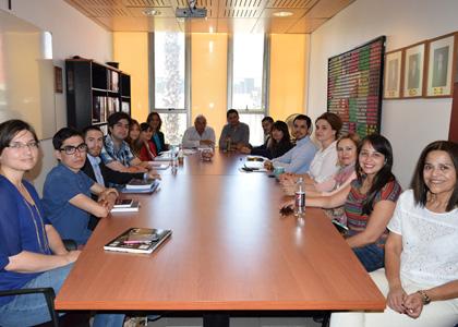 Facultad de Derecho realizó su séptimo encuentro de investigadores
