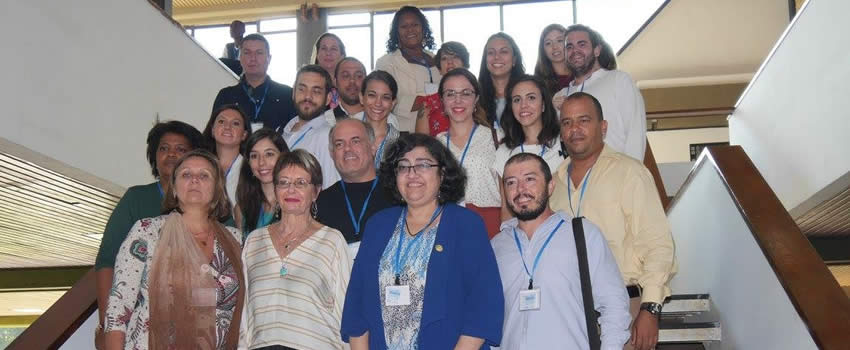 Coordinadora dePostítuloy Postgradode la Escuela de Enfermería recibióreconocimientointernacional