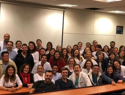 U. Finis Terrae realizó el VIII curso internacional de formación de instructores de educación en simulación clínica