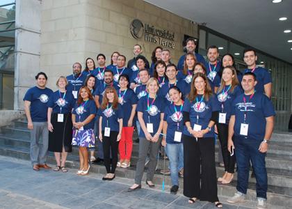 Escuela de Enfermería realizó segunda versión del curso  internacional de instructores en simulación clínica - Pennstate - Latinoamérica