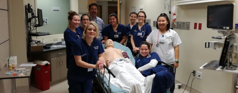 Por primera vez, estudiante de Enfermería de la U. Finis Terrae realiza intercambio en la Universidad Penn State en Estados Unidos
