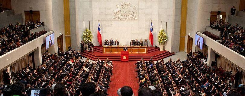 Alumnos de la U. Finis Terrae son seleccionados por la Cámara de Diputados para participar en Curso de Derecho Parlamentario