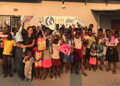TVN Chile | Egresada de medicina cuenta su experiencia en África