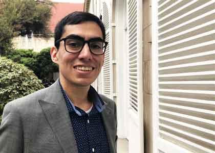 Estudiante de la Universidad Finis Terrae expuso artículo en Congreso de Derecho Civil en Concepción