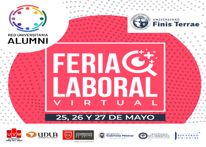 Feria Laboral Red Alumni se extiende hasta el 2 de junio debido a gran participación