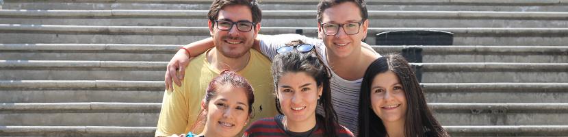 """Lista """"Somos Todos"""" gana elección de Federación Estudiantil en la U. Finis Terrae"""
