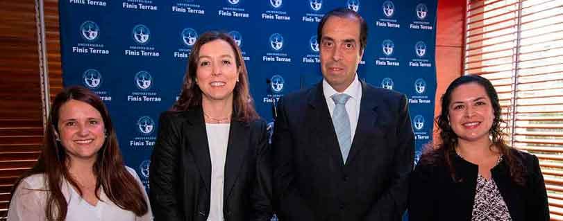 U. Finis Terrae es la primera casa de estudios en Latinoamérica en sumarse a la Iniciativa Financiera de ONU Ambiente