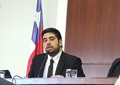 Egresado de Derecho viaja a Concepción para exponer en Congreso Estudiantil