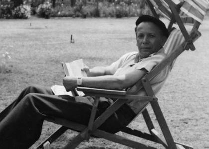 Homenaje al escritor Humberto Díaz-Casanueva