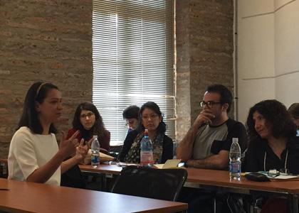 CIDOC participó en el Primer Congreso Iberoamericano de Historia Urbana