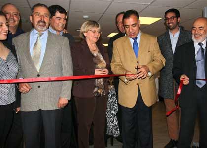 Nuevos Laboratorios de Sistemas de Producción Flexible e Informática inauguró Facultad de Ingeniería