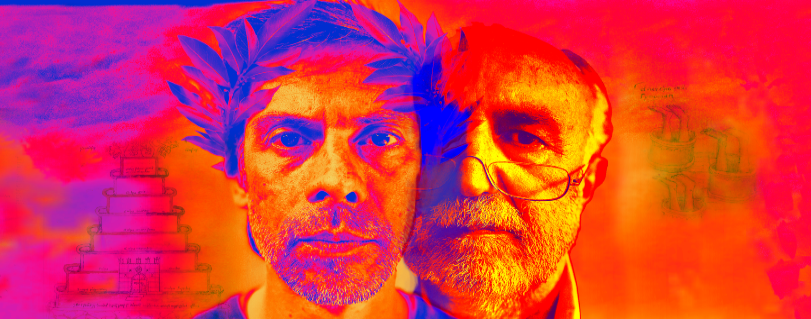 """Inferno en Teatro Finis Terrae: Néstor Cantillana protagoniza adaptación de """"La Divina Comedia"""" escrita por Marco Antonio de la Parra"""