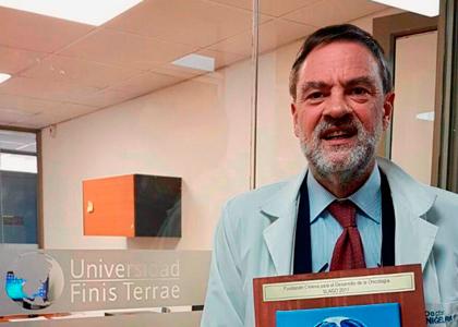 Investigaciones de académico U. Finis Terrae son citadas en artículo de científicos del Hospital John Hopkins y Universidad de Michigan